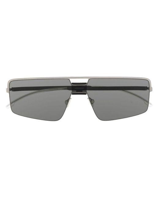 Mykita Metallic Soy Square-frame Sunglasses