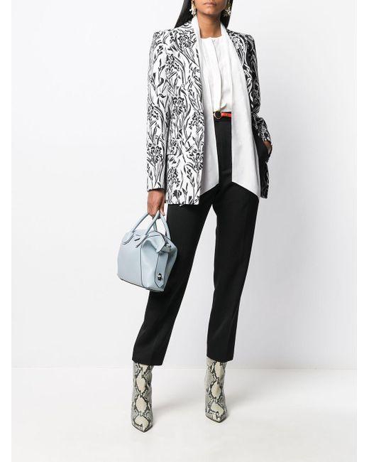 Givenchy フローラル ジャケット Black