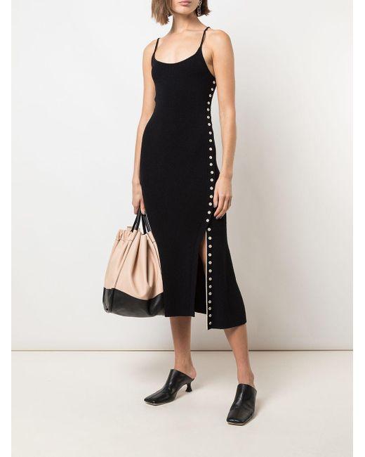 PROENZA SCHOULER WHITE LABEL ニットドレス Black