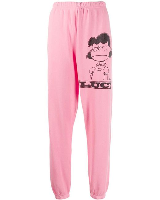 Marc Jacobs Lucy トラックパンツ Pink