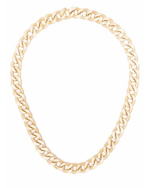 Серебряная Цепочка На Шею Maison Margiela для него, цвет: Metallic