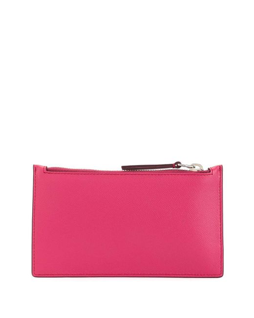 Tod's カードケース Pink