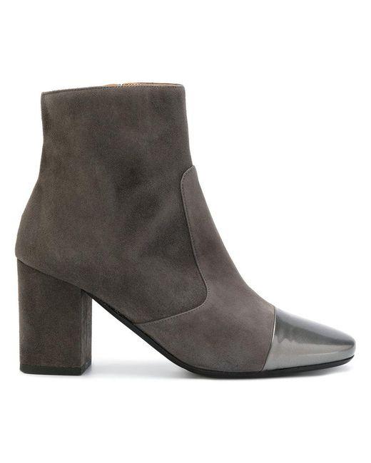 block heel boots - Grey Soci��t�� Anonyme 8cufzDqK