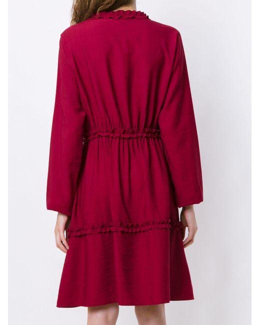 Olympiah Sophia ドレス Red