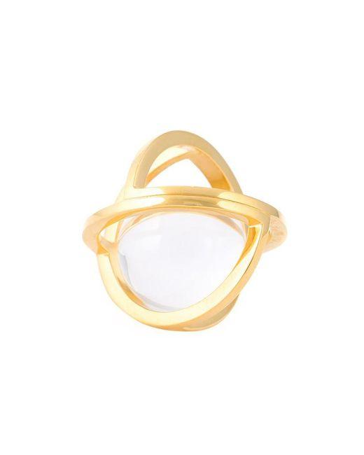 Lara Bohinc | Metallic 'planetaria' Ring | Lyst