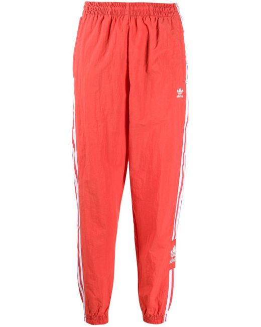 Pantalones de chándal Original Adidas de color Red