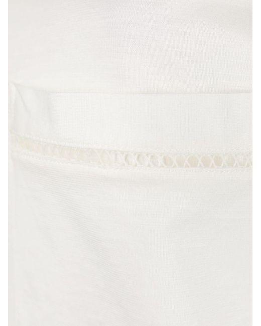 Eres Parceque ドレス White