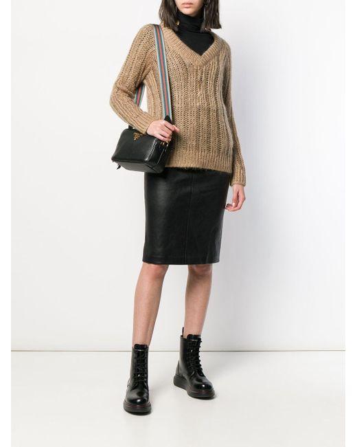 Prada チャンキーニット セーター Multicolor
