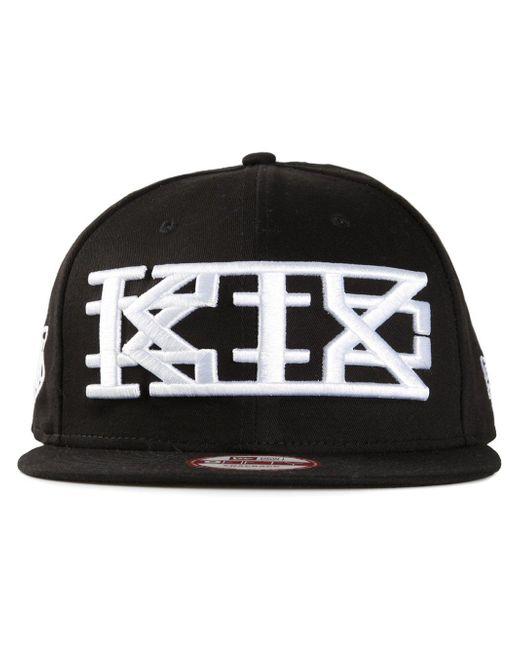 KTZ Black New Era Cap for men