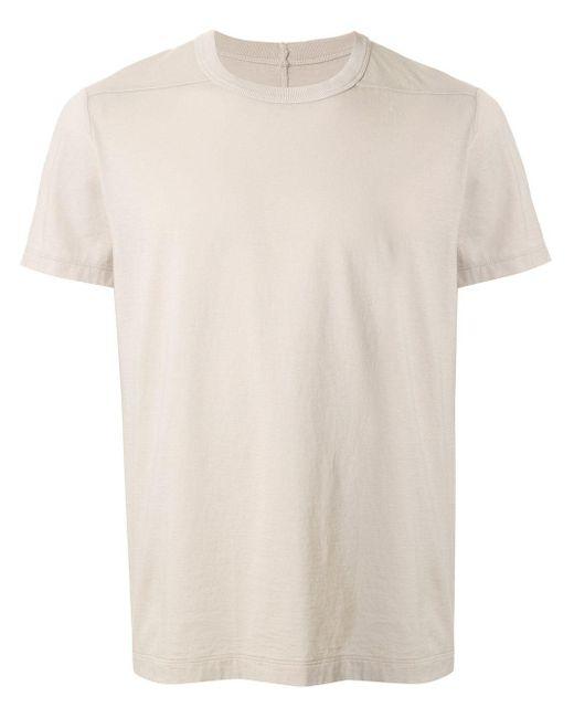 メンズ Rick Owens ストレートフィット Tシャツ Multicolor