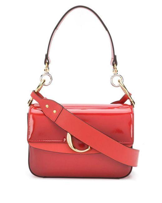 e1eddde7 Women's Red C Shoulder Bag