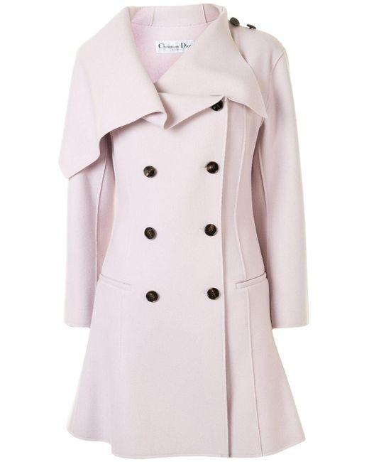 Dior プレオウンド トレンチコート Pink