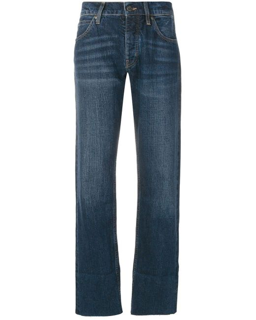 MiH Jeans スリムジーンズ Blue