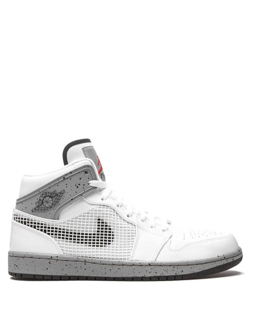 メンズ Nike Air 1 Retro '89 スニーカー White