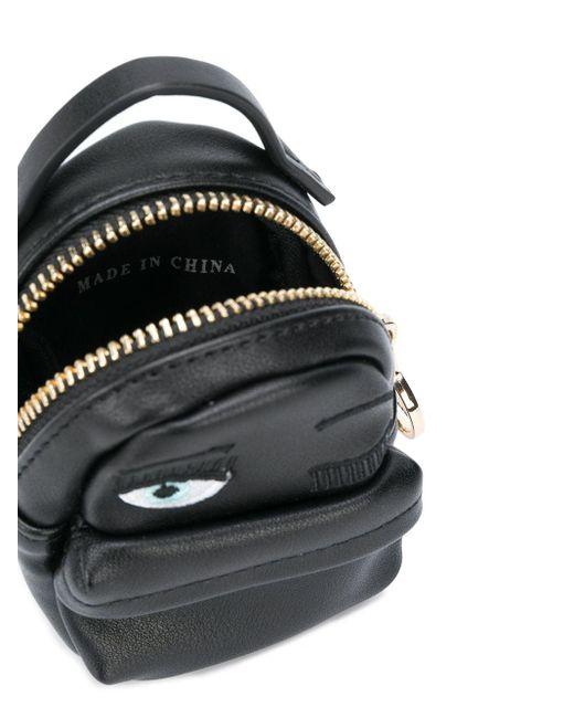 Мини-рюкзак Flirting Chiara Ferragni, цвет: Black