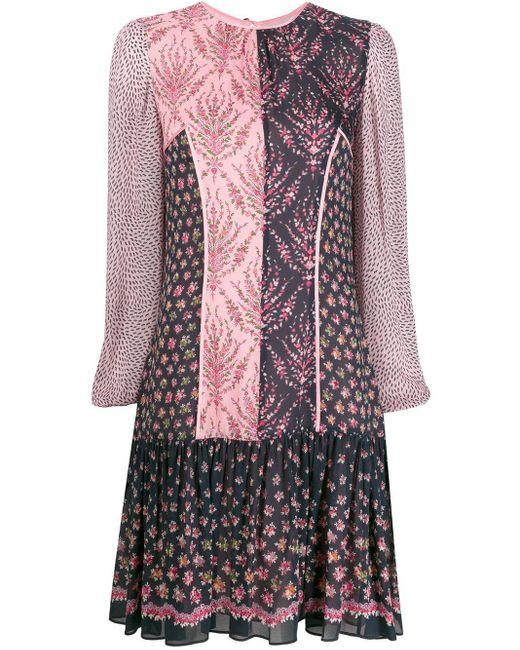 Liberty Vita プリント ドレス Multicolor