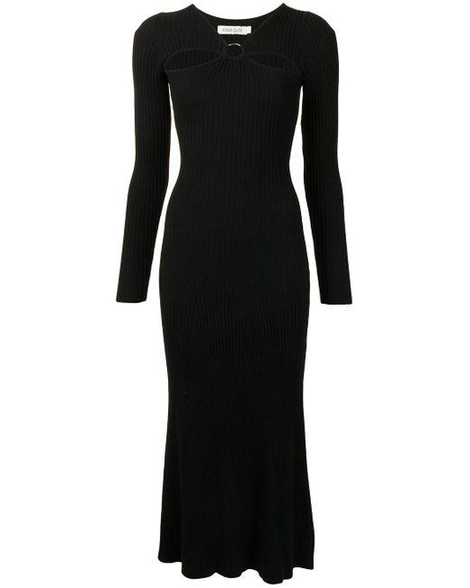 Anna Quan Halle ドレス Black