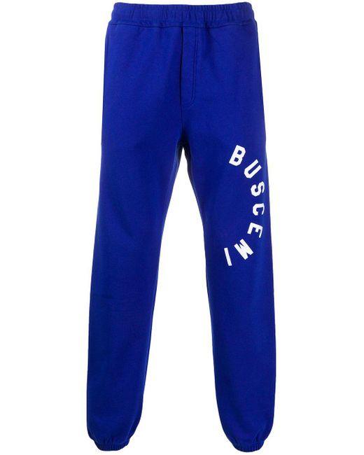 メンズ Buscemi スウェットパンツ Blue