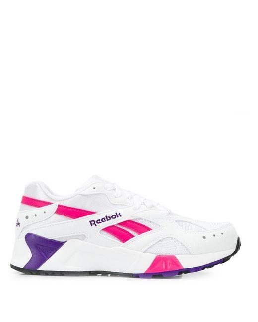 8c8b026378c Reebok - White Cn7841 Sneakers - Lyst ...