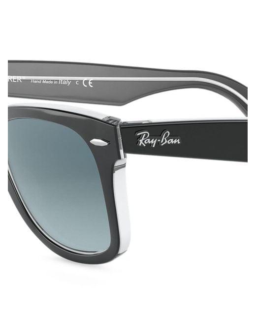 Солнцезащитные Очки Wayfarer Ease Ray-Ban, цвет: Black