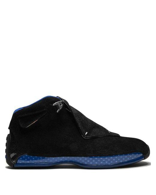 Nike 'Air 18 Retro' Sneakers in Black für Herren