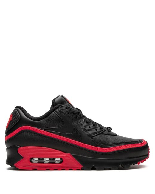 メンズ Nike Air Max 90 Undefeated スニーカー Black