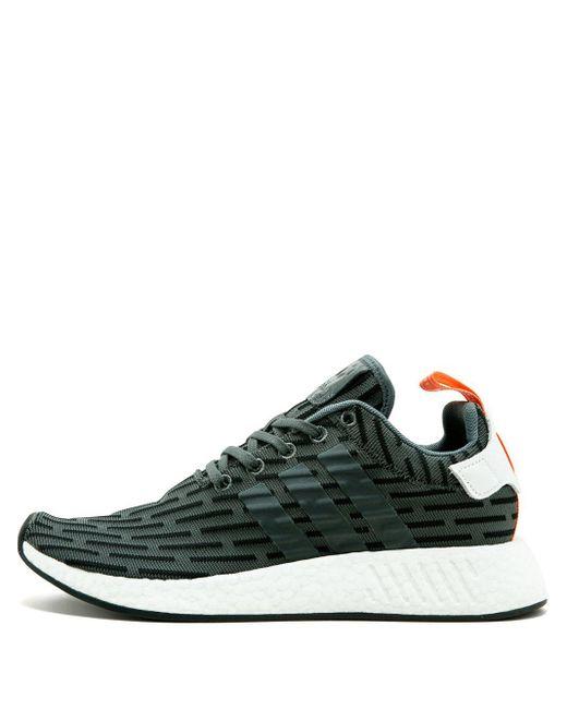 Baskets NMD_R2 Adidas en coloris Gray
