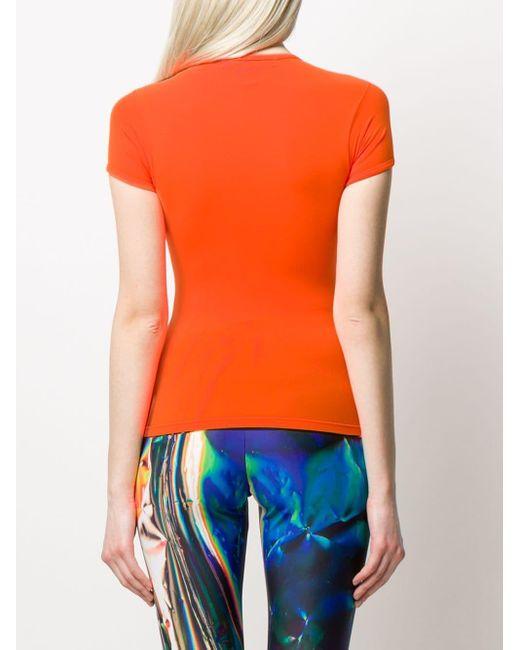 Junya Watanabe Jet ストレッチ Tシャツ Multicolor
