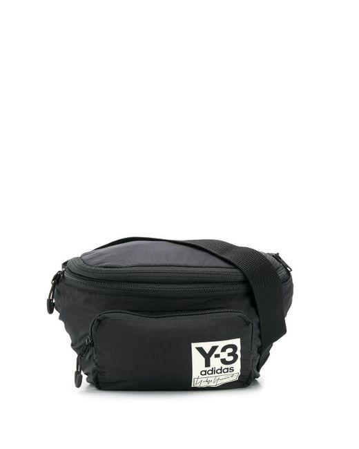 Y-3 ベルトバッグ Black