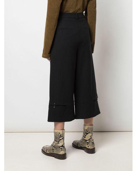 Culottes Anson di Tibi in Black
