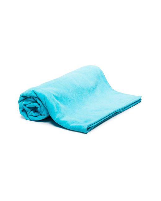 Пляжное Полотенце С Логотипом Stone Island, цвет: Blue