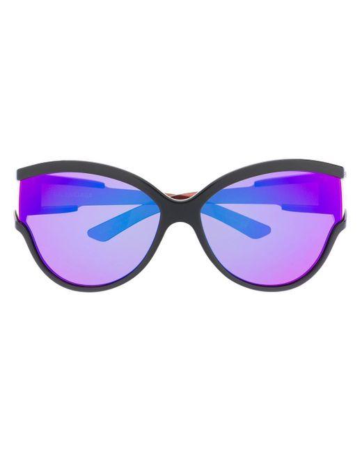 Balenciaga Unlimited サングラス Multicolor