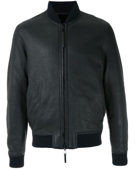 メンズ Emporio Armani ボンバージャケット Black