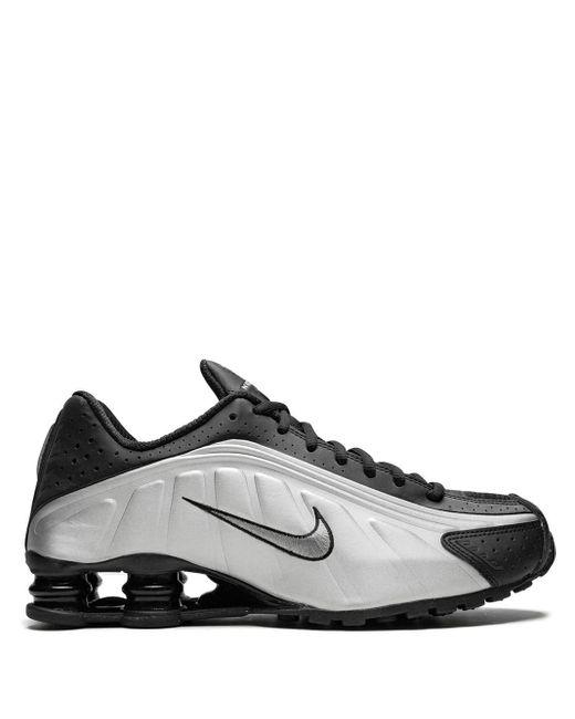 メンズ Nike Shox R4 スニーカー Black