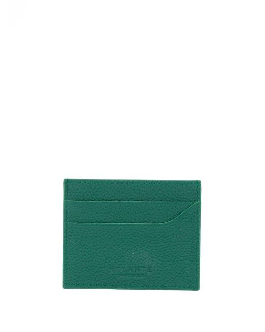 Manokhi カードケース Green