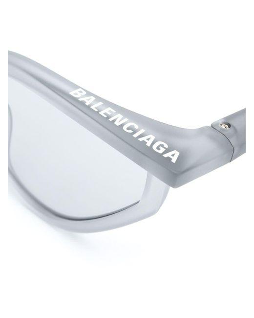Balenciaga キャットアイ サングラス Gray