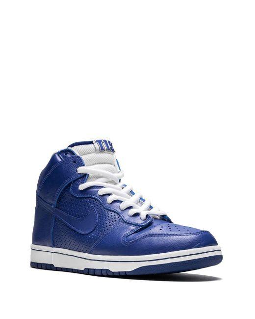 メンズ Nike Dunk High Pro Sb スニーカー Blue