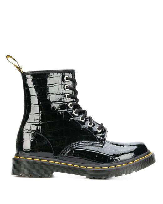 Ботинки Pascal Dr. Martens, цвет: Black
