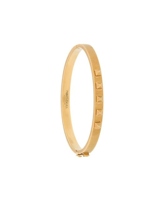 Northskull - Metallic Yazd Bangle Bracelet for Men - Lyst