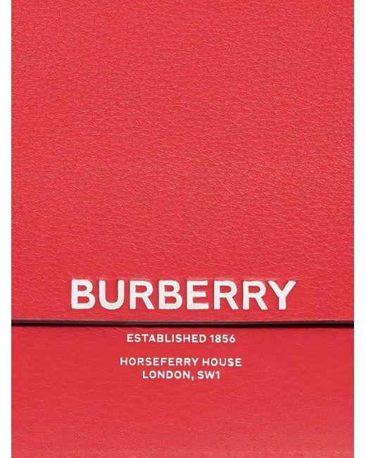 Маленькая Сумка Grace Burberry, цвет: Red
