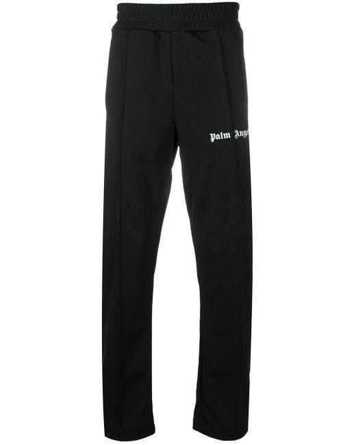メンズ Palm Angels ブラック クラシック トラック パンツ Black
