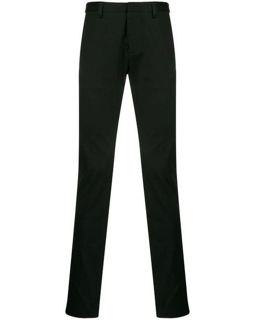 メンズ DSquared² テーラード スキニーパンツ Black