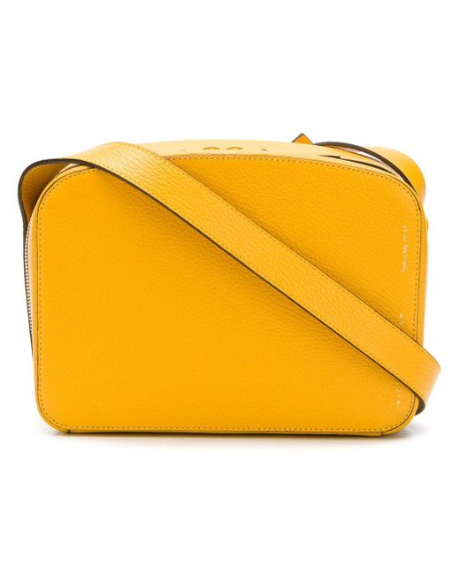 Victoria Beckham カメラ ショルダーバッグ Yellow
