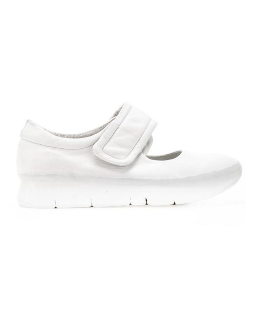 Oxs Rubber Soul | White Strap Fastening Sneakers | Lyst