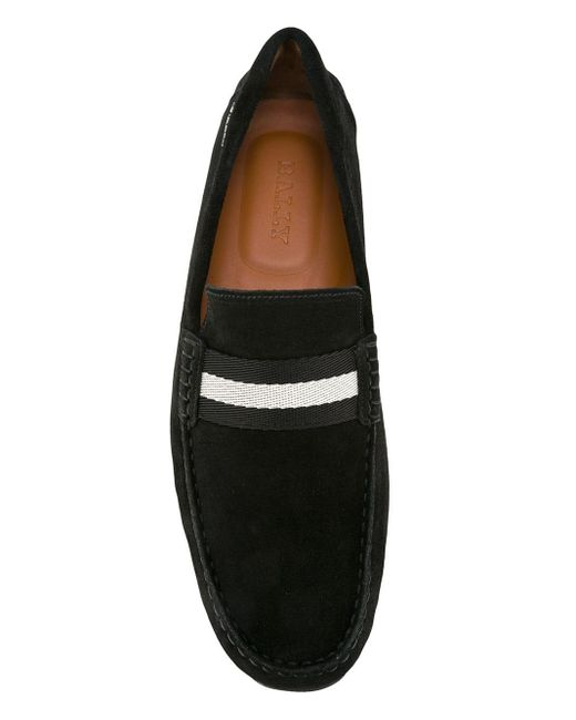 Bally 'Pearce' Loafer in Black für Herren