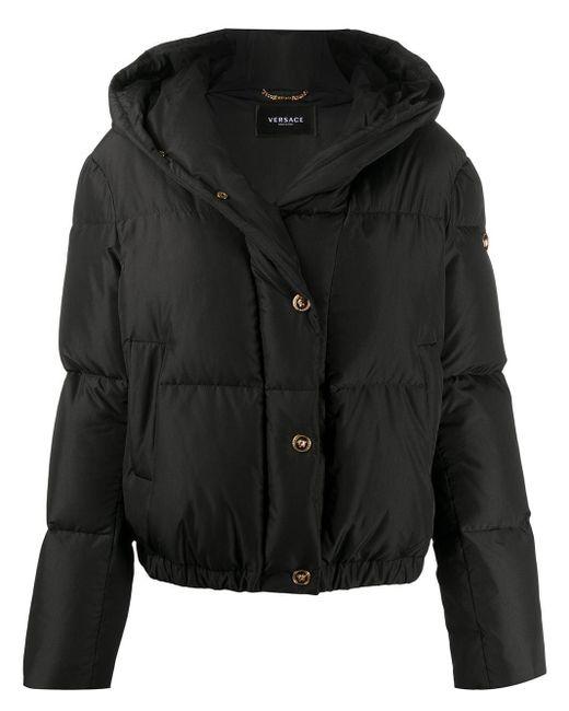 Versace バロッコ Acanthus ジャケット Black