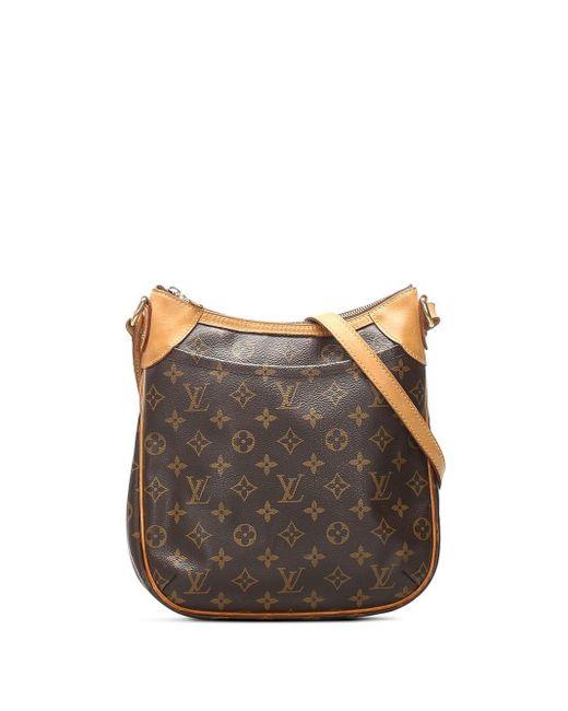 Сумка На Плечо Odeon Pm 2012-го Года С Монограммой Louis Vuitton, цвет: Brown