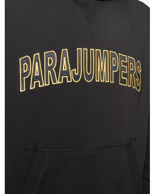 メンズ Parajumpers Medlar スウェットパーカー Black