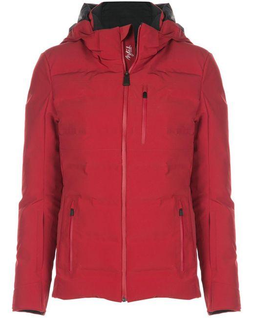 Aztech Mountain Red 'Nuke Suit' Jacke
