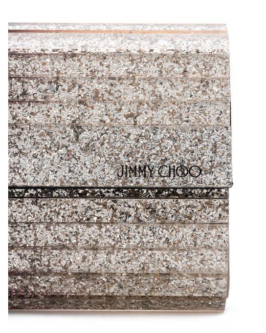 Jimmy Choo Sweetie クラッチバッグ Black